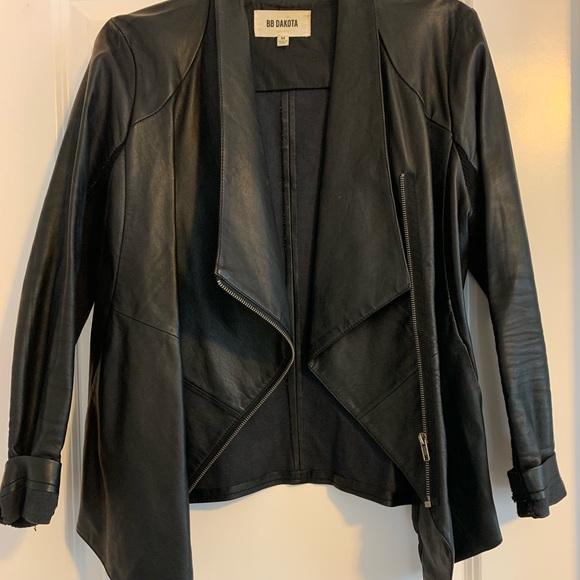 BB Dakota Jackets & Blazers - Vegan Leather Jacket